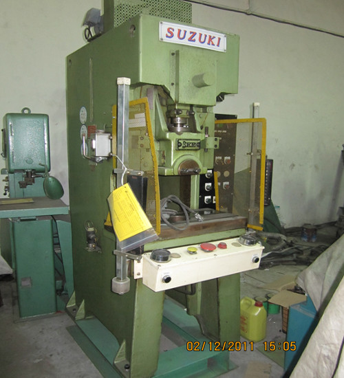 Power Press - SUZUKI