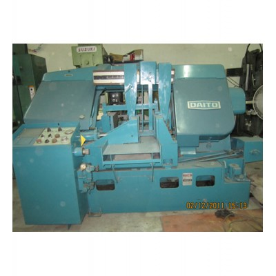 Band Saw Cutting - DAITO