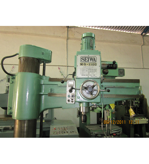 Radial Drilling Machine - SEIWA